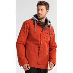 Burton DUNMORE Kurtka snowboardowa clay. Brązowe kurtki sportowe męskie marki Burton, m, z materiału, snowboardowy. W wyprzedaży za 786,75 zł.