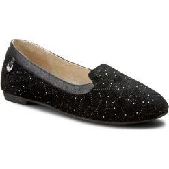 Lordsy UGG - W Bentlie Constellation 1008818 W/Blk. Czarne lordsy damskie Ugg, z materiału. W wyprzedaży za 309,00 zł.