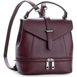 Plecak CREOLE - K10329 Bordowy. Czerwone plecaki damskie Creole, ze skóry, eleganckie. W wyprzedaży za 199,00 zł.