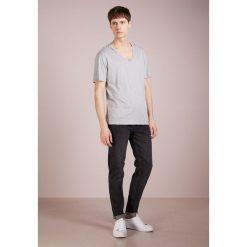 T-shirty męskie z nadrukiem: Zadig & Voltaire TONGA Tshirt z nadrukiem gris chine