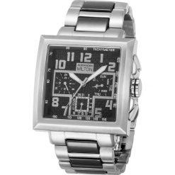 """Zegarki męskie: Zegarek kwarcowy """"Priamos"""" w kolorze czarno-srebrnym"""