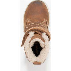 Buty zimowe chłopięce: Lurchi DIEGO TEX Śniegowce tan