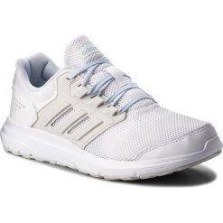 Buty adidas - Galaxy 4 B43832 Ftwwht/Greone/Aerblu. Niebieskie buty do biegania damskie marki Salomon, z gore-texu, na sznurówki, gore-tex. W wyprzedaży za 179,00 zł.