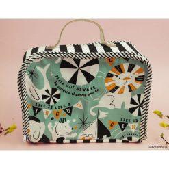 Torebki i plecaki damskie: mała walizeczka, kuferek na wakacyjne wojaże