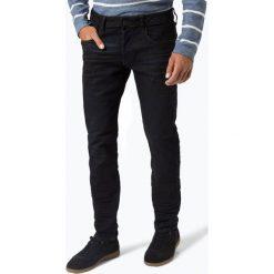 G-Star - Jeansy męskie – 3301 Deconstructed, niebieski. Niebieskie jeansy męskie regular G-Star. Za 499,95 zł.