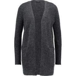 Swetry damskie: Vila VIPLACE Kardigan dark grey melange