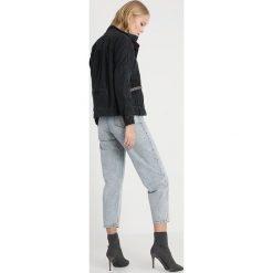Bomberki damskie: khujo WEHINA Kurtka jeansowa black denim