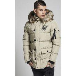Płaszcze przejściowe męskie: SIKSILK PUFF Płaszcz zimowy beige