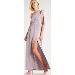 Długie sukienki: Missguided Długa sukienka lilac