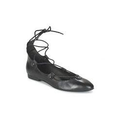 Baleriny Betty London  FOLIANE. Czarne baleriny damskie marki Betty London. Za 263,20 zł.