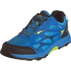 """Buty sportowe """"Shasta"""" w kolorze niebieskim. Brązowe buty sportowe męskie marki Reebok, z materiału. W wyprzedaży za 173,95 zł."""
