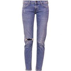 Citizens of Humanity RACER LOWRISE SKINNY Jeans Skinny Fit encore. Niebieskie rurki damskie Citizens of Humanity, z bawełny. W wyprzedaży za 937,30 zł.
