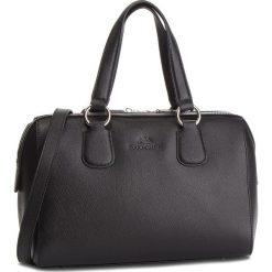 Torebka WITTCHEN - 87-4E-212-1  Czarny. Czarne torebki klasyczne damskie Wittchen, ze skóry. W wyprzedaży za 489,00 zł.