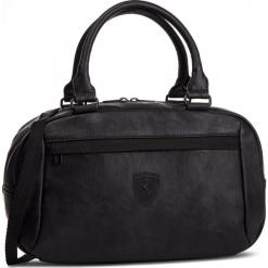 Torebka PUMA - SF LS Handbag 075183 01 Puma Black. Czarne torebki klasyczne damskie Puma, ze skóry ekologicznej. Za 369,00 zł.