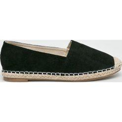 Answear - Espadryle Lily Shoes. Szare espadryle damskie marki ANSWEAR, z gumy. W wyprzedaży za 69,90 zł.