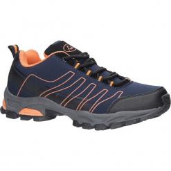 Granatowe buty sportowe sznurowane softshell Casu B1531-3. Czarne buty sportowe damskie marki Casu. Za 89,99 zł.