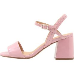 Rzymianki damskie: Bronx Sandały pink