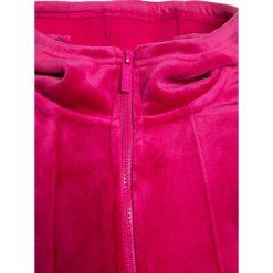 Bench GIRLS HOODY Kurtka z polaru cabaret. Czerwone kurtki chłopięce Bench, z elastanu. W wyprzedaży za 161,85 zł.