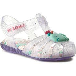 Sandały dziewczęce: Sandały ZAXY – Zaxynina Fundo Do Mar Baby 82060 Transparent 90279 W385008