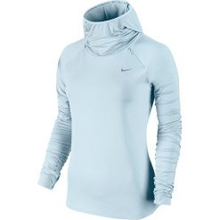 Bluzy damskie: bluza do biegania damska NIKE ELEMENT HOODY / 685818-411 – NIKE ELEMENT HOODY