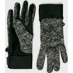 Columbia - Rękawiczki. Czarne rękawiczki męskie Columbia, z dzianiny. W wyprzedaży za 99,90 zł.