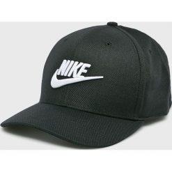 Nike Sportswear - Czapka. Czarne czapki z daszkiem męskie marki Nike Sportswear, z bawełny. Za 99,90 zł.