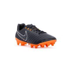 Buty do piłki nożnej Nike  LEGEND 7 PRO FG. Czarne halówki męskie Nike, do piłki nożnej. Za 439,73 zł.