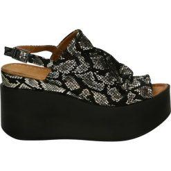 Sandały damskie: Sandały – 501091 BLA-GO