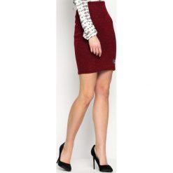 Spódniczki: Czerwona Spódnica Sheer Pleasure
