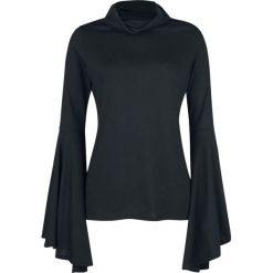 Bluzy rozpinane damskie: Outer Vision Valverde Bluza damska czarny