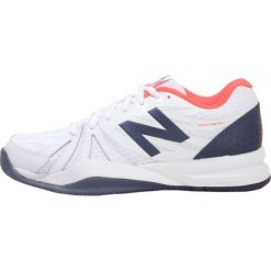 Buty trekkingowe damskie: New Balance 786 V2 CLAY Obuwie do tenisa Outdoor white/vivid coral