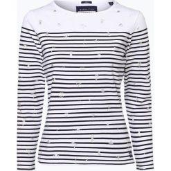 Superdry - Damska koszulka z długim rękawem, czarny. Czarne t-shirty damskie Superdry, s, w prążki. Za 99,95 zł.