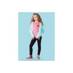 Legginsy dziewczęce. Niebieskie legginsy dziewczęce marki KIPSTA, z elastanu. Za 16,99 zł.