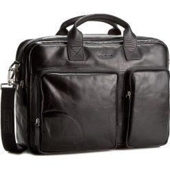 Torba na laptopa STRELLSON - Jones 4010000121 Black 900. Czarne plecaki męskie Strellson. W wyprzedaży za 529,00 zł.