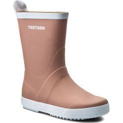 Kalosze TRETORN - Wings 472800 Dusty Pink 06. Czerwone buty zimowe damskie Tretorn, z kauczuku. Za 269,00 zł.