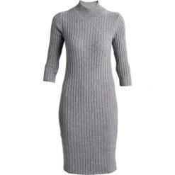 Sukienki: Vero Moda VMAVA SVEA  Sukienka etui medium grey melange