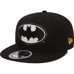 New Era 9Fifty GITD Batman Czapka New Era czarny. Czarne czapki damskie New Era, z motywem z bajki. Za 79,90 zł.