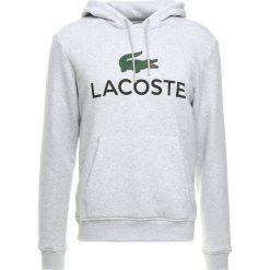 Lacoste Bluza z kapturem argent chine. Szare bluzy męskie rozpinane marki Lacoste, z bawełny. Za 509,00 zł.