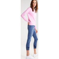 Miss Selfridge LIZZIE   Jeans Skinny Fit blue. Niebieskie jeansy damskie marki Miss Selfridge. W wyprzedaży za 180,95 zł.