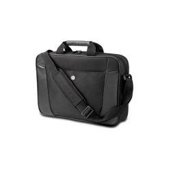"Torba do laptopa HP Essential Top Load 15.6"" H2W17AA. Czarne torby na laptopa HP. Za 76,99 zł."