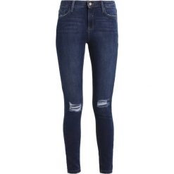Jeansy damskie: Dorothy Perkins Tall RIP DARCY ANKLE GRAZER Jeans Skinny Fit indigo