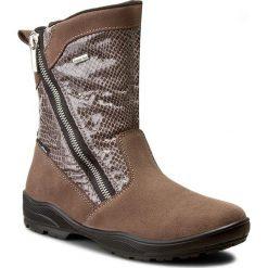 Śniegowce MANITU - 990980 Beige 8. Czarne buty zimowe damskie marki Cropp. W wyprzedaży za 299,00 zł.