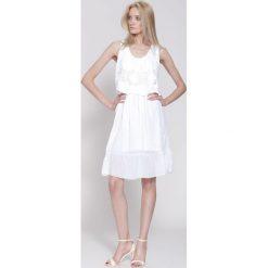 Sukienki: Biała Sukienka Pure Innocent
