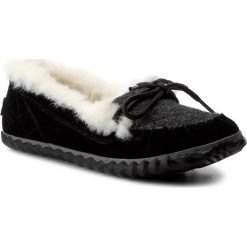 Creepersy damskie: Półbuty SOREL - Out N About Slipper NL2431 Black/Quarry 010