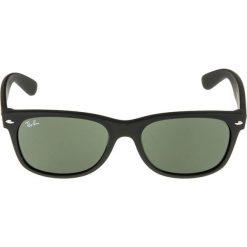 RayBan NEW WAYFARER Okulary przeciwsłoneczne schwarz. Czarne okulary przeciwsłoneczne damskie lenonki Ray-Ban. Za 539,00 zł.