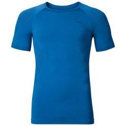 Odlo Koszulka męska Evolution Light niebieska r. L (181012). Niebieskie t-shirty męskie marki Odlo, l. Za 159,95 zł.