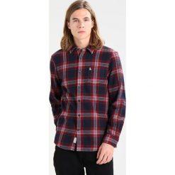 Koszule męskie na spinki: Jack Wills STANWICK CLASSIC FIT  Koszula navy/red