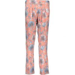 Piżamy damskie: Spodnie piżamowe w kolorze brzoskwiniowym
