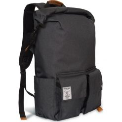 Plecaki damskie: Woox Miejski Plecak Rolowany z Przegrodą na Laptopa | Szary Ragona Bag -           -