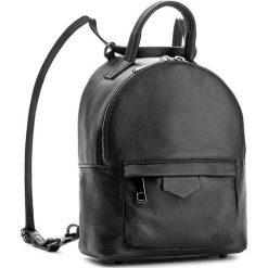 Plecak CREOLE - K10406  Czarny. Czarne plecaki damskie marki Creole, ze skóry. W wyprzedaży za 169,00 zł.